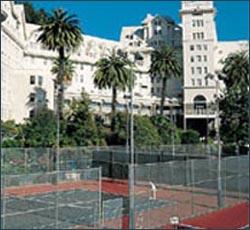 Tennis Getaways Claremont Resort Spa